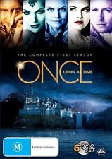 Once Upon A Time : Season 1 (DVD, 2012, 6-Disc Set)