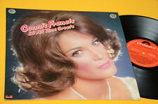 CONNIE FRANCIS LP 20 ALL TIME GREATS ORIG GERMANY EX LAMINATED COVER