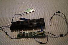"Sensor Infrarrojo Botones Laterales KF308 FE266WJ LED Board Para 46"" Sharp LC-46LE700E LCD TV"