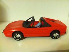 Magnum p.i. Toy LJN Ferrari Car Tom Selleck Action Figure Magnum PI Magnum P I