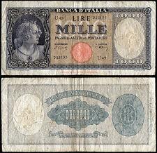 1000 Lire Testina 20/3/1947 Einaudi - Urbini