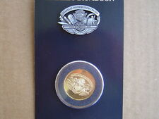 MAKE OFFER,,,,,,,,,,,,,  RAREST 2003 100 100TH HARLEY FRANKLIN DC PIN & COIN SET