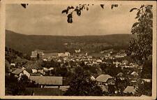 Luhačovice Rayon Tschechien Postkarte ~1910/20 Gesamtansicht von oben Panorama