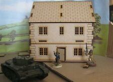 28mm House Laser Cut MDF Building Scenery Modular Infinity Bolt Action Warhammer