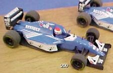 ONYX 200 LIGIER RENAULT JS39 F1 die cast model racing car Eric Bernard 1:43rd
