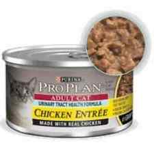 Purina Pro Plan Wet Cat Food, Focus, Adult Urinary Tract Health Formula Chicken