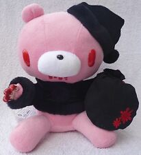 Official Chax GP TAITO Gloomy Bear Pink/Black Santa Soft Plush Toy Japan Kawaii