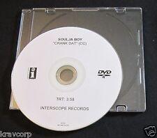SOULJA BOY 'CRANK THAT' 2007 PROMO DVD