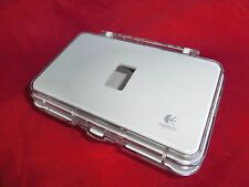 Nintendo DS Lite Logitech Schutzhülle Etui Hardcase personalisierbar - NEU OVP