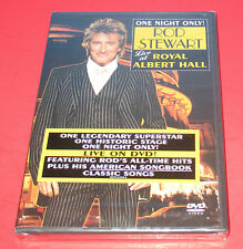 Rod Stewart: One Night Only (DVD, 2004) Live At Royal Hall *NEW SEALED* FREE S/H