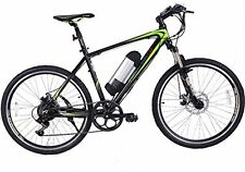 "Greenedge CS2 Mens 19"" Alloy 26"" Wheel 250W 36v Electric MTB Mountain Bike"