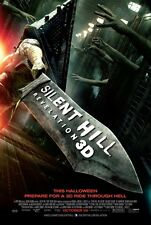 SILENT HILL REVELATION 11x17 PROMO MOVIE POSTER
