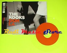 CD Singolo THE KOOKS Ooh la Uk 2006 VIRGIN MUSIC 0094637519325  mc dvd (S8)