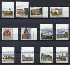 s2454) GREECE 1992 MNH** Nuovi** Definitives 12v coil