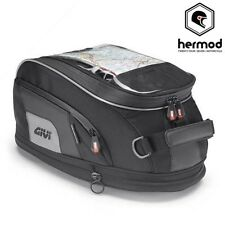 Givi XS307 Motorcycle Motorbike Tanklock Luggage Tank Bag - Phone/Tablet Holder