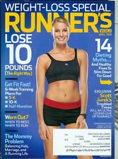 2010 Runner's World Magazine: Lose 10 Pounds/Dieting Myths/Mommy Problem