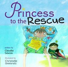 Princess to the Rescue-ExLibrary