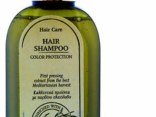 Olivolio Hair Care Shampoo for Colour Protection with Organic Olive Oil 200ml