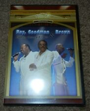 Soul Concerts Presents: Ray, Goodman, & Brown (DVD, 2007)