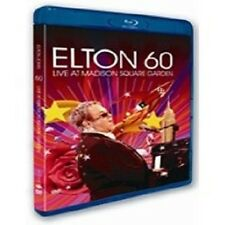 "ELTON JOHN ""ELTON 60 LIVE FROM MADISON..."" BLU RAY NEU"