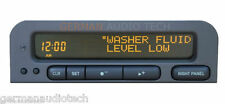 SAAB 93 SID2 SIU INFORMATION RADIO CLOCK DISPLAY 1998 99 2000 01 02 2003 5263223