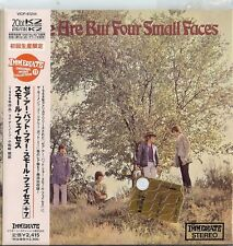 THE SMALL FACES - THERE ARE BUT FOUR SMALL FACES  CD  2001  IMMEDIATE   JAPAN