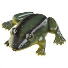 FROG CROAKING MOTION DETECTOR ORNAMENT CROAK RIBBET Sound Decoration