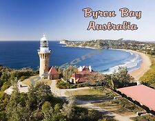 Australia - BYRON BAY - Travel Souvenir Fridge Magnet