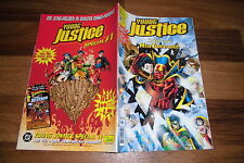 Young Justice # 3 -- caccia a Red Tornado/DC-Comic 1. EDIZIONE 2000/non letto