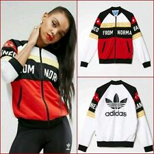 adidas Originals Women's BANNED FROM NORMAL TRACK TOP by Rita Ora UK8 - US:SMALL