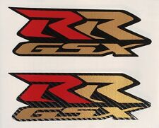 SUZUKI Motorsport emblema GSX RR 600 750 1000 in moto-Gp DESIGN Pellicola in Carbonio