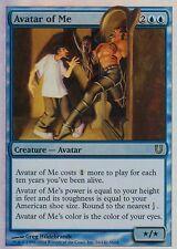 Avatar of Me FOIL | EX | Unhinged | Magic MTG