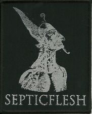 SEPTICFLESH-COMMUNION- WOVEN PATCH-septic flesh