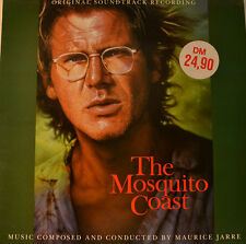 "OST - SOUNDTRACK - THE MOSQUITO COAST - MAURICE JARRE  12"" LP (L395)"