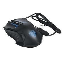 2.4GHz 1600 DPI 3D Optical USB Wired Gaming Game Mouse Mice For PC Laptop