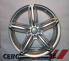 Cerchi in Lega 18 AUDI A4 A3 A6 Q5 Q3 A7 A8 Sline STronic Tdi TFS plus Business