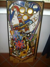 Playfield for pinball The Who's Tommy Pinball Wizard