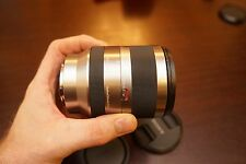 Sony sel SEL18200 18-200mm F/3.5-6.3 oss lens for e-mount caméras, nex, AX000