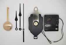 mécanisme horloge pendule à balancier- aiguilles poire - sonnerie - balancier