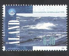 Aland Islands 1998 IYO Ocean/Waves/Marine/Sea/Environment 1v (n18838)