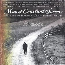 Man of Constant Sorrow (CD) American Roots Songbook (2002) 14 Tracks Canada