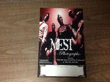 1 Rare!  Mest PROMO Poster CD LP Music punk rock band roll . . music .