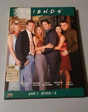 FRIENDS - SERIE TV - COFANETTO ANNO 5 EPISODI 1 A 6  usata OK -  1 DVD