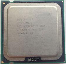 Intel Pentium D PD 945 3.4 GHz 4M 800 MHz Dual-Core Prozessor LGA775 CPU