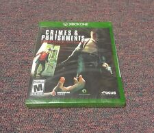 Sherlock Holmes Crimes & Punishments (Microsoft Xbox One, 2014)