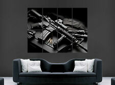 203 ASSAULT RIFLE GUN POSTER WEAPON  ARMY GIANT WALL ART PICTURE PRINT LARGE