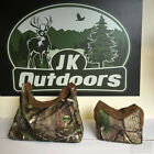Camo Tree Front & Back Shooting Rest Bag Airgun Air Rifle Gun Bench rest ☀️JKO☂️