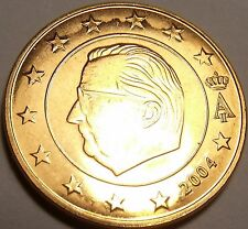 Gem Unc Belgium 2004 5 Euro Cents~Minted In Brussels~Free Ship
