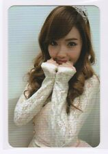 "SNSD GIRLS' GENERATION ""Mr. Taxi ""  Official Photo Card Jessica  F/S G334"