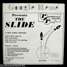 GOOGIE RENE-Presents The Slide-Rare Promo Picture Sleeve-RENDEZVOUS #134